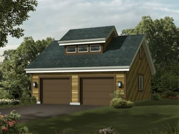Clerestory garage plans over 5000 house plans for Clerestory windows cost