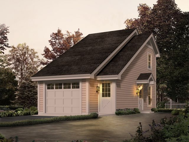 Plan 10 139 Just Garage Plans