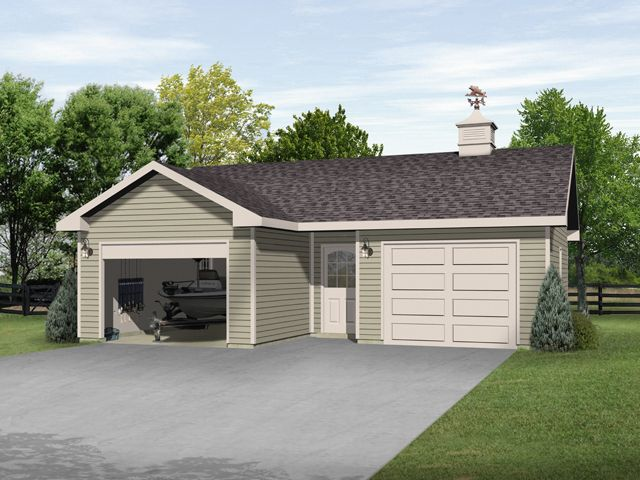 plan 2816 just garage plans